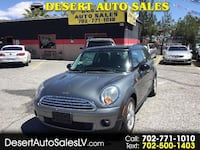 2010 MINI Clubman Gray