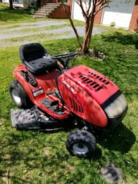 FREE DELIVERY- Troy Bilt Riding Mower  Bowie, 20720