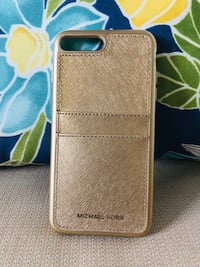 Gold Michael KORS iPhone Case  Gainesville, 20155