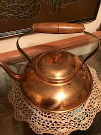 Copper tea pot Mississauga, L5L 2S5