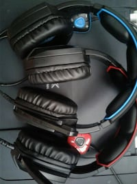2 gaming headsets  Independence, 64052
