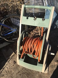 Hose reel with hose only 30 FIRM
