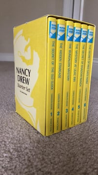 Nancy Drew Starter Set // 6 Books Stoughton, 02072