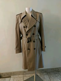 Vintage brown double-breasted coat Kitchener, N2N 2X3