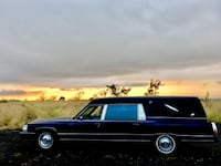 1992 Cadillac Hearse HONOLULU