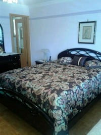 Mahogany bedroom imported from Italy  Montreal, H8N 2S5