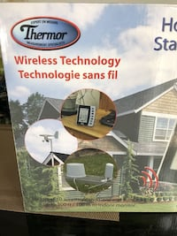 Thermor Home Weather Station Calgary
