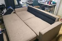 pull out couch bought 3 months ago queen size. London, N6C 4J9