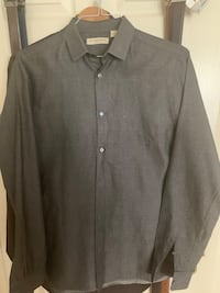 Men's Burberry long sleeved shirt.  Size M. Lanham, 20706