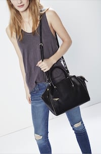 Rebecca Minkoff Grey Perry Satchel Vancouver, V5T