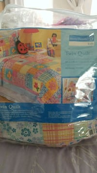 Twin quilt Frederick