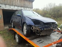 В разборе Ford Focus 1 EKATERINBURG