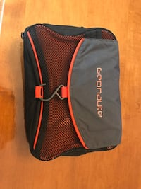 Geonaute camping accessories bag