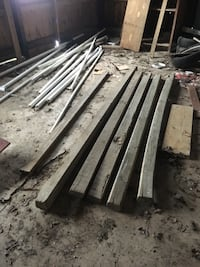 Last chance!  Landscaping timbers