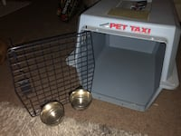 Pet taxi animal travel kennel Los Angeles, 90020