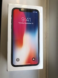 IPHONE X FACTORY SEALED Springdale, 20774