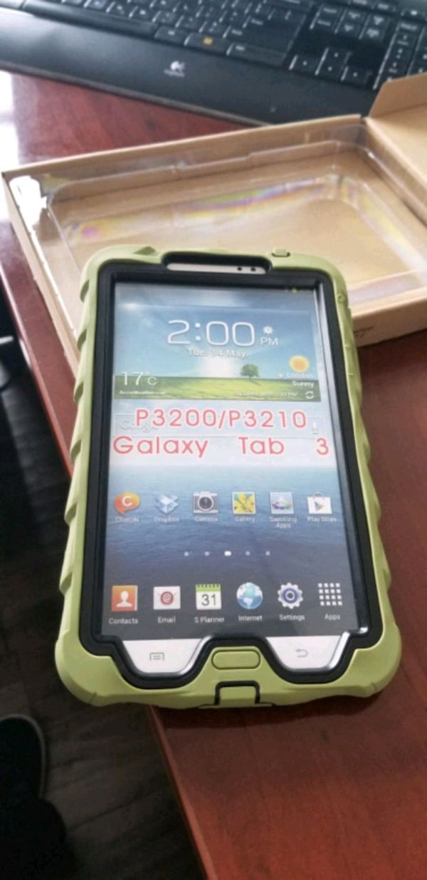 Galaxy tab case 0