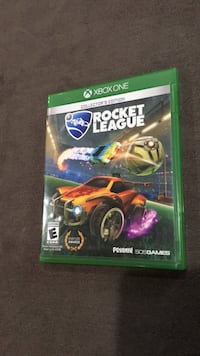 XBOX ONE Rocket League. Like new!  No scratches! Garland, 75041