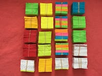 Colorful origami folding paper for Crafts/DIY Aurora