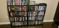 All kinds of DVDs Victorville, 92394