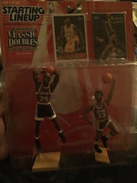 Shaq and Kareem Starting Lineup Figures Montebello, 90640