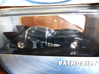 100 % Hot Wheels 1989 Batmobile Very Rare Guelph