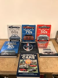 Quality Car Book Collection  Newport News, 23602