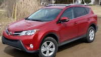 2013 Toyota RAV4 Washington