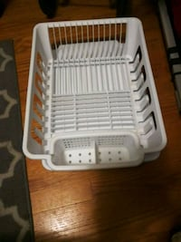 Plastic dish drying rack Silver Spring, 20910