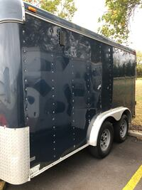 7x12 enclosed trailer Haulmark