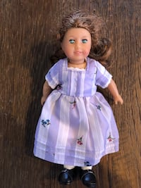 Mini American Girl Doll Felicity Mc Lean, 22101