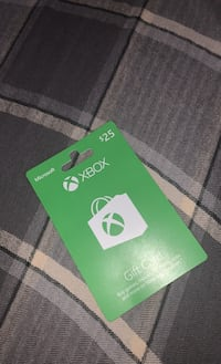 Microsoft Xbox $25 gift card Aldie, 20105