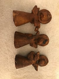 Antique Christmas angels