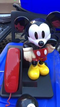 vintage mickey mouse land line phone Owings Mills, 21117