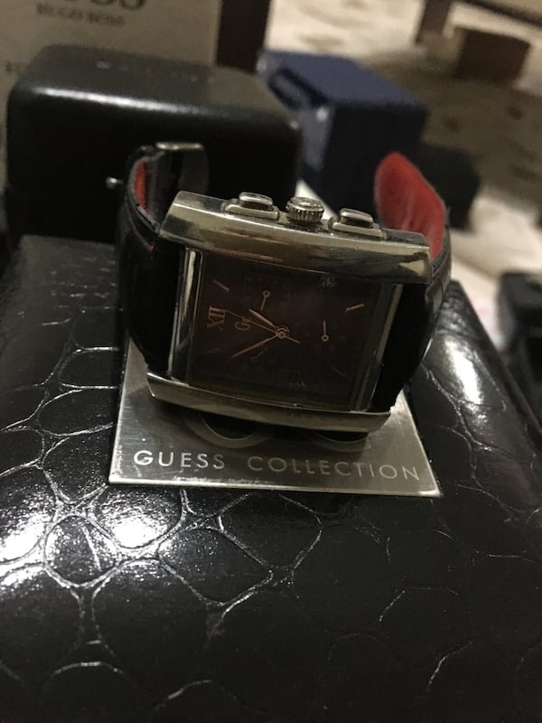 GUESS COLLECTION Gc GUESS İNÇ. FONKSİYONEL ÜNİSEX KLASİK ŞIK SADE SAAT 5