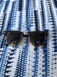 black Ray-Ban clubmaster sunglasses Nueva York, 10452