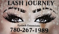 60% off Eyelash Extensions for models Edmonton