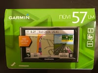 "5"" Garmin Nuvi 57 lm New in Box"