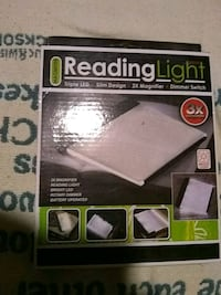 Reading light- magnifier Oklahoma City, 73104