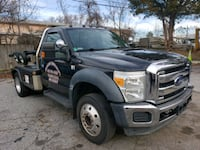 Tow truck 2012 ford f-450 6.7L wheel lift for sale Rosedale, 21237