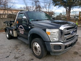 Tow truck 2012 ford f-450 6.7L wheel lift for sale