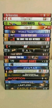 Action / Drama DVD Collection  Fremont, 94536