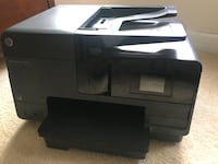 black HP multi-function printer Arlington