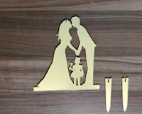Wedding cake topper  North Middletown, 07748