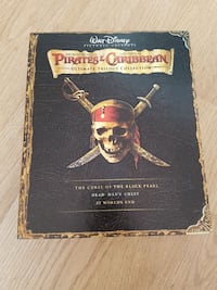 Walt Disney Pirates of Caribbean 6188 km