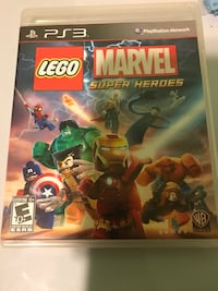 LEGO Marvel Super Heroes for PS3 271 mi