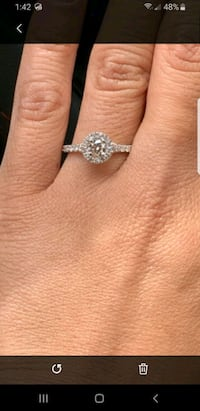 1/3 Carat Diamond Ring Virginia Beach, 23454
