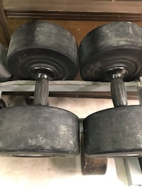 Dumbbells weights and bars Rockville, 20852