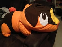 Pokemon Jumbo Tepig plush Markham