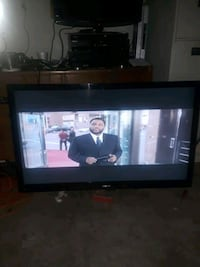 Sanyo TV 46 inch cheap $95 dollars ready for cable Victorville, 92392